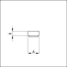 VORLEGEBAND selbstklebend anthrazit 1 VE 10x20 m Rollen / 200 m