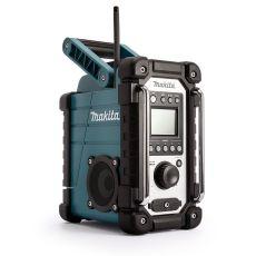 MAKITA Baustellenradio DMR 107 ohne Akku und Ladegerät *AKTION*