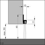 IBS POG 65 Mähnenhaar