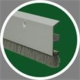 Türbodendichtung ADS-BROBUST silber-eloxiert, 100 cm, VE: 1
