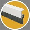 Alu-Türbodendichtung IDS B DELUXE braun-eloxiert, 100 cm, VE: 1