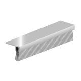 IBS 90-18, alu-werkblank, 300 cm, VE: 1