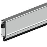 Automatische Türbodendichtung ELLEN-MATIC SUPER alu werkblank, 73cm bis 113cm VE: 1