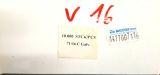 Heftklammer V-16 CNK verzinkt 10000 Stück/ Pack