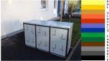 3er Müllbox 240 Ltr  Klappdach MB-240-3-D Version III