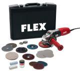 LE 14-7 125 INOX FLEX, Spezialist für Edelstahl und legierte Stähle, 1400 Watt, 125 mm